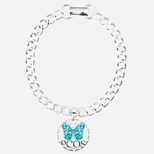 PCOS-Butterfly Bracelet