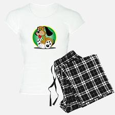 Gastroparesis-Dog-blk Pajamas