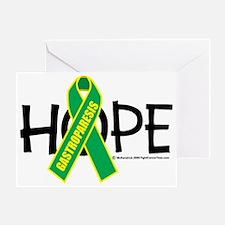 Gastroparesis-Hope Greeting Card