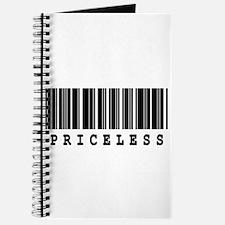 Priceless Barcode Design Journal