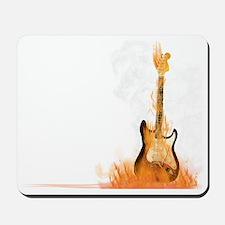 Hot Riffs Mousepad