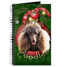 DeckHalls_Poodles_Chocolate Journal