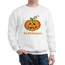 Happy Pumpkin 1st -dk Sweatshirt