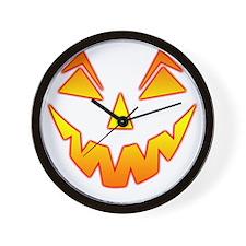 JackoFace 5 Wall Clock