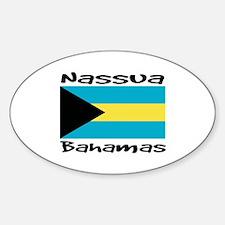 Nassua Bahamas Decal