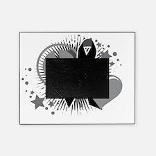 Skin-Cancer-PLC-2-blk Picture Frame