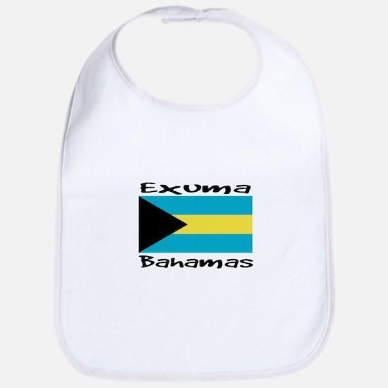 Exuma Bahamas Baby Bib