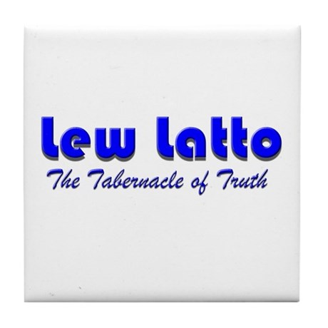 Tabernacle of Truth Tile Coaster