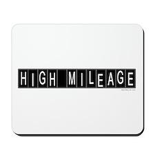 High Mileage Mousepad