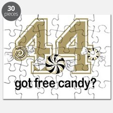Got Free Candy Gold Puzzle