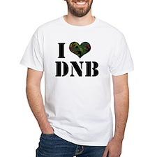 I Heart Drum & Bass Shirt