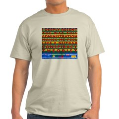 nutbar t-shirt