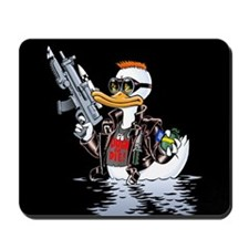 Terminator Duck Mousepad