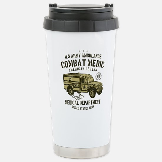 US Army Ambulance Mugs