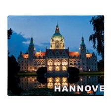 Hannover Throw Blanket