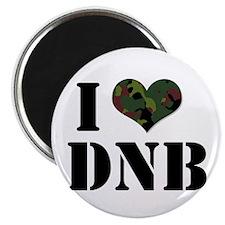 I Heart Drum & Bass Magnet