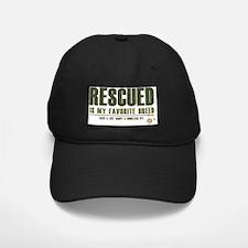 Rescue Pets Baseball Hat
