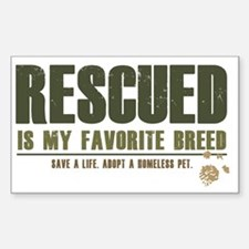 Rescue Pets Stickers