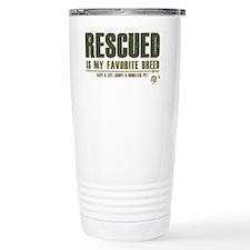 Rescue Pets Travel Mug