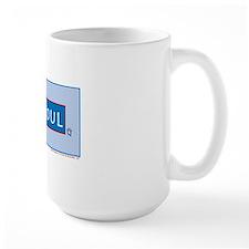Old soul  Blue Mug