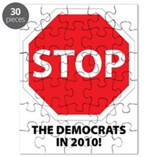 stop democrats 2010 a Puzzle