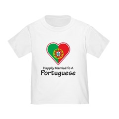 Happily Married Portuguese T