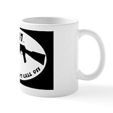 Ak-47 Not 911 Mug