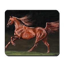Chestnut Arab Horse Mousepad