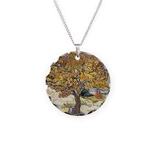 Mulberry Tree by Vincent Van Necklace