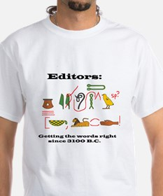 Editors in History Shirt