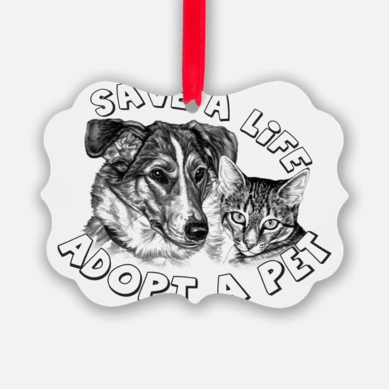 AdoptaPet Ornament