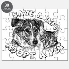 AdoptaPet Puzzle