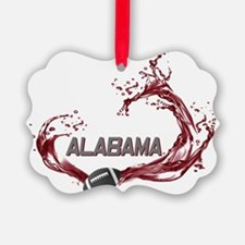 ALABAMA TIDE Ornament