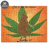 Marijuana Puzzles