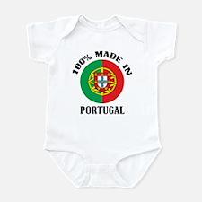 Made In Portugal Infant Bodysuit