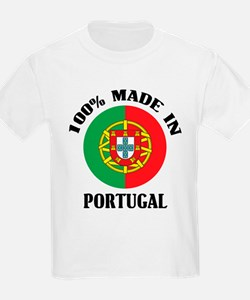 Made In Portugal Kids T-Shirt
