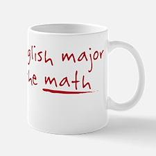englishmajor Mug