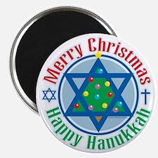 Christmas-Hanukkah Magnet