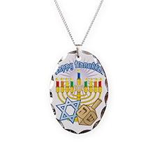 Hanukkah Necklace