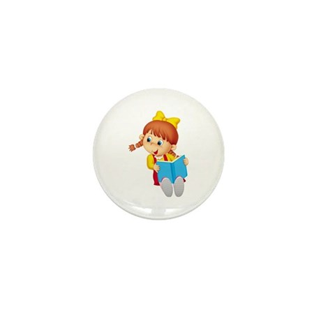 Reading Fun Mini Button (100 pack)