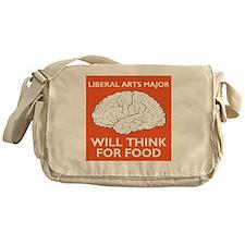 LIBERALARTSDRK Messenger Bag