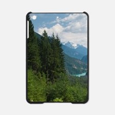 Hikers Take in the View Along Sourd iPad Mini Case