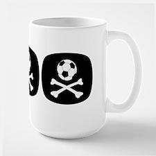 Bloody Football Hooligan Mug