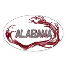 ALABAMA TIDE2 Decal