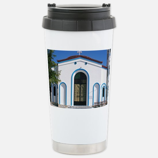 CNV00073 Stainless Steel Travel Mug