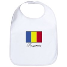 Romania - Romanian Flag Bib