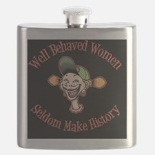 goofy-girl-well-behaved-BUT Flask