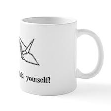 3-stand and unfold yourself Mug