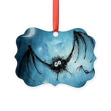 bat_blue_miniposter_12x18_fullble Ornament