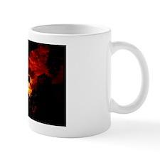 cemetarycrossred_mini_poster_12x18_full Mug